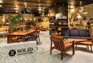 SOLID FURNITURE STORE FUKUOKA